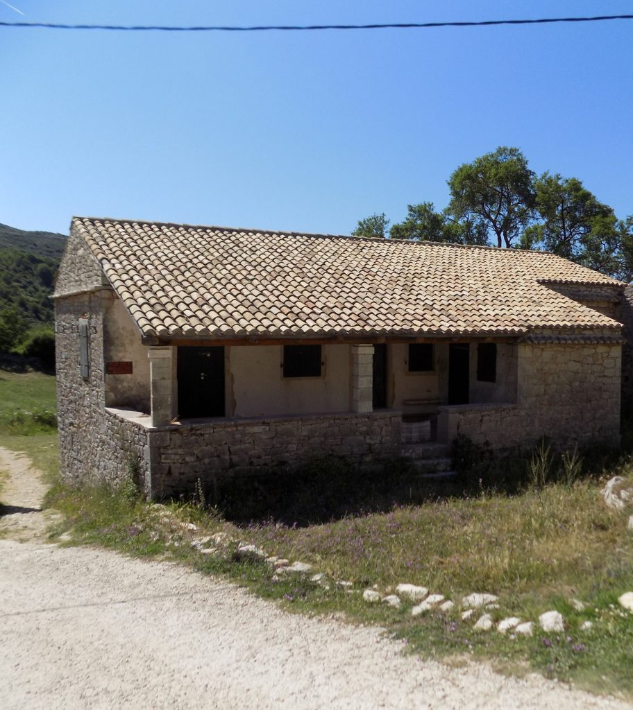 TRADITIONAL STONE HOUSE IN OLD PERITHIA
