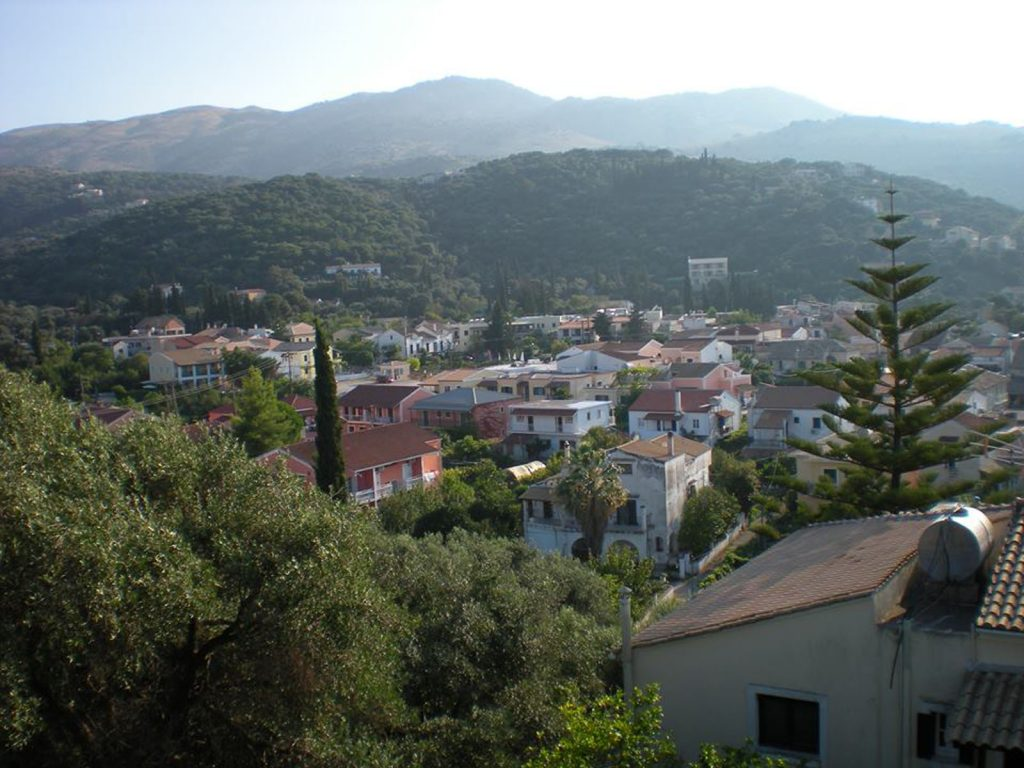 PLOT OF LAND FOR SALE IN KASSIOPI (5)