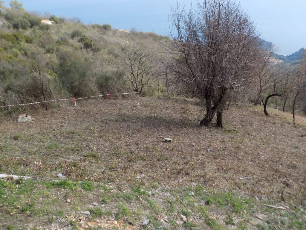 PLOT FOR SALE IN SINIES