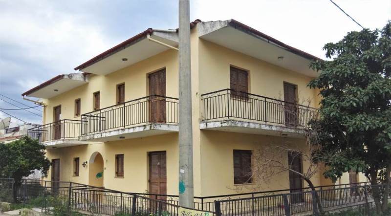 BLOCK OF APARTMENTS FOR SALE IN KASSIOPI