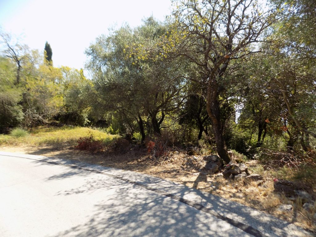PLOT OF LAND FOR SALE IN KENTROMA