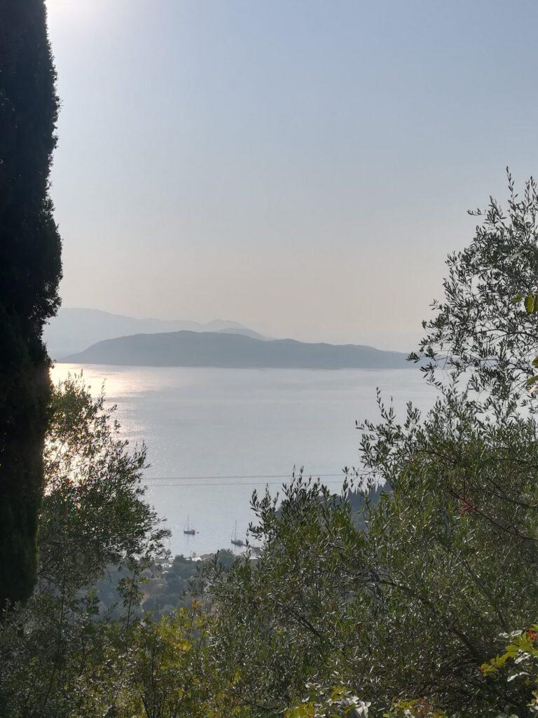 PLOT OF LAND FOR SALE ABOVE KALAMI