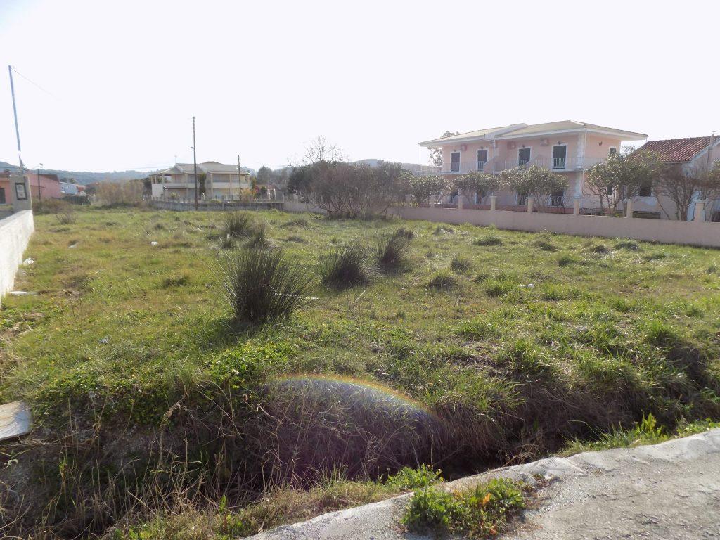 PLOT OF LAND FOR SALE IN SIDARI