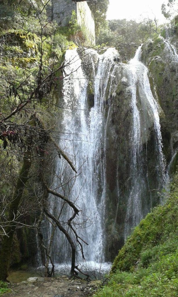 waterfall-Nymfes