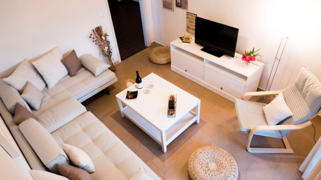 APARTMENTS FOR RENT IN CENTRAL CORFU