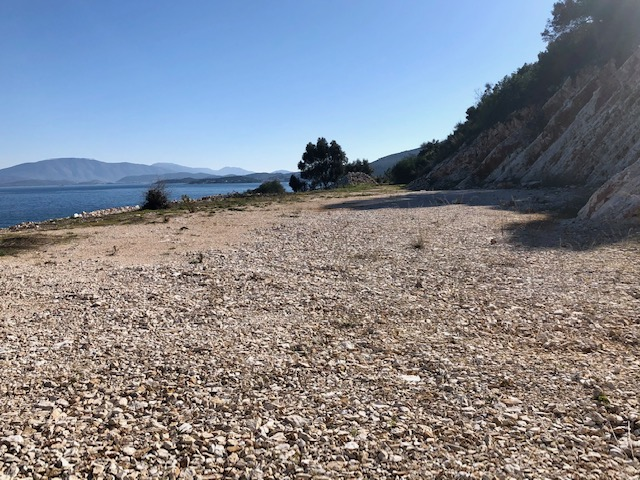 SEAFRONT PLOT OF LAND FOR SALE
