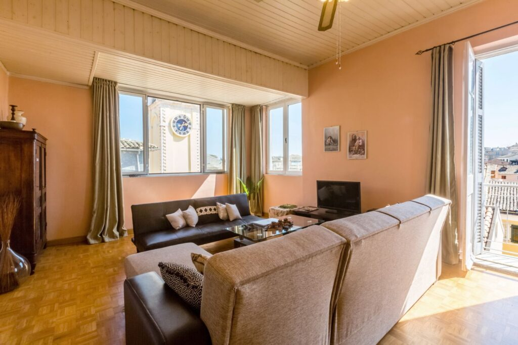 APARTMENT FOR SALE IN OLD CORFU TOWN