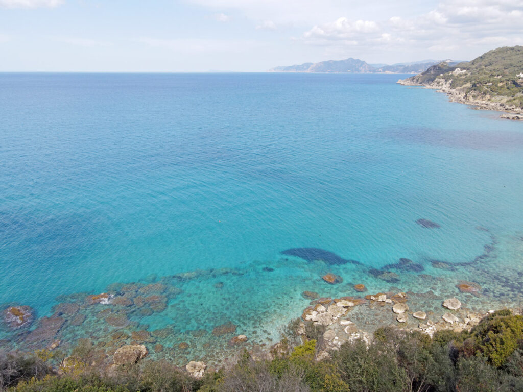SEAFRONT PLOT OF LAND FOR SALE IN PARAMONAS